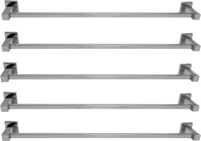 Klaxon Kristal 103 Holder Rail - Ring 25 inch 1 Bar Towel Rod