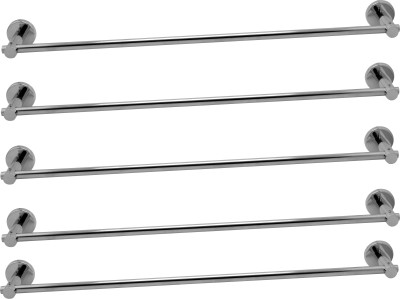 Klaxon Krysil Towel Rail 9.44 inch 1 Bar Towel Rod