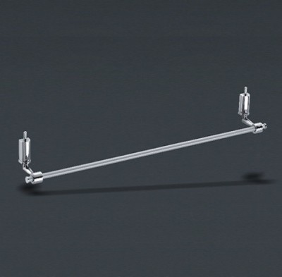 Decowell OPERA-02 24 inch 1 Bar Towel Rod