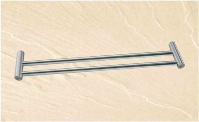 Sipco 23.62 inch 2 Bar Towel Rod
