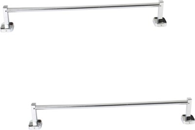 Sheetal 65 inch 2 Bar Towel Rod