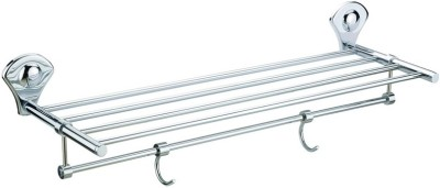 Homeproducts4u Archi-307 Silver Towel Holder