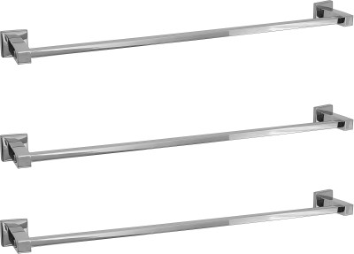 Klaxon Kristal 101 Holder Rail - Ring 25 inch 1 Bar Towel Rod