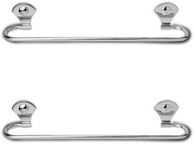 DOYOURS 24 inch 2 Bar Towel Rod(Stainless Steel Pack of 2)