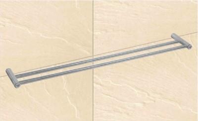 Sipco 23.62 inch 2 Bar Towel Rod