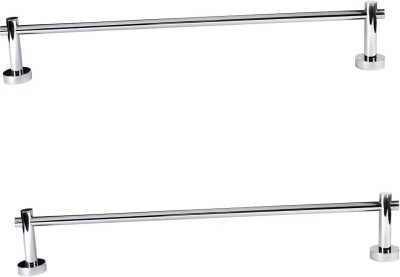Sheetal 64 inch 2 Bar Towel Rod