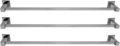 Klaxon Kristal 102 Holder Rail - Ring 25 inch 1 Bar Towel Rod