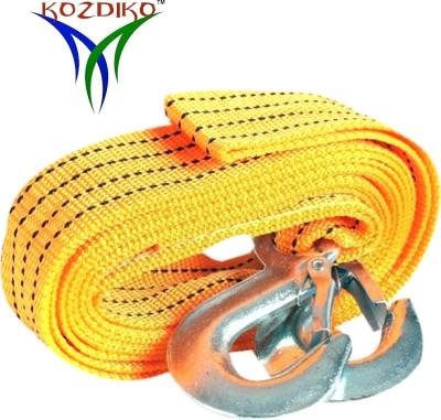 Kozdiko Car Auto Tow Rope Heavy Duty 3 Ton RMA42 3 m Towing Cable(Nylon, 3000 kg Pull Capacity)