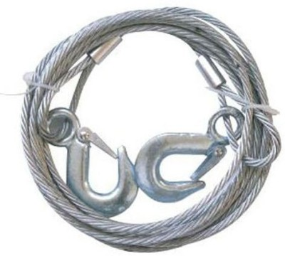 ACCESSOREEZ Universal Silver 4 m Towing Cable