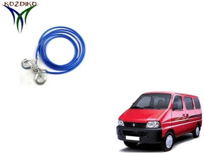 Kozdiko Heavy Duty 7000Kgs 12MM 4Mtrs for Maruti Eeco 4 m Towing Cable