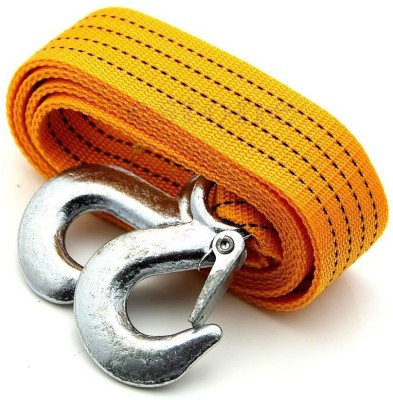 """Influx â""""¢ 6000lbs 3 Ton Nylon Rope Emergency Road Recovery Pull Roll For SUV 3.5 m Towing Cable"""