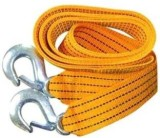 STARMAC Jute Tow Rope for Car Bus Towing...