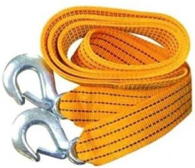 STARMAC Jute Tow Rope for Car Bus Towing Cable 4 m Towing Cable(Jute, 2000 kg Pull Capacity)