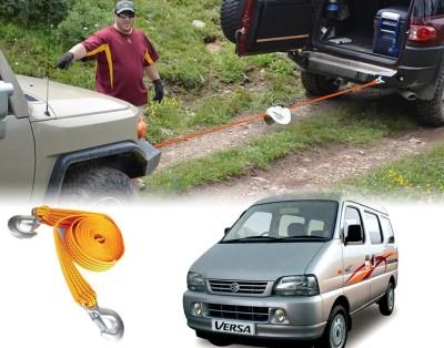 Auto Pearl Car Auto Tow Rope Heavy Duty 3 Ton For - Maruti Suzuki Versa 2.65 m Towing Cable