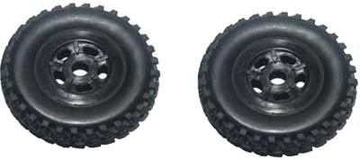 Adraxx Tyres, Remote Control Toy Accessory(Car Black)