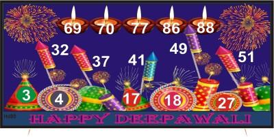 CREATIVE DESIGN tambola tickets Toy Accessory(tambola board game Multicolor)