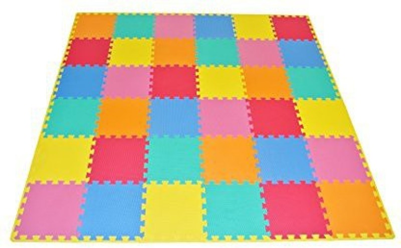 ProSource Puzzle Play Mats Toy Accessory(ProSource, Kids, Puzzle, Solid, Play Multicolor)