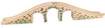Bigjigs Toys Arch Bridge Toy Accessory