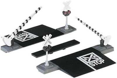 Bachmann Trains Train Signals, Signs & Lights Toy Accessory(Bachmann, Trains, 42208, Road, Crossing Multicolor)