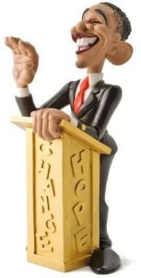 Barack Obama Accessories Toy Accessory(Barack, Obama, Political, Figure, Limited Multicolor)
