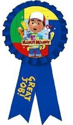 Hallmark Event, Party Toy Accessory(Handy, Manny, Award, Ribbon, Each Multicolor)