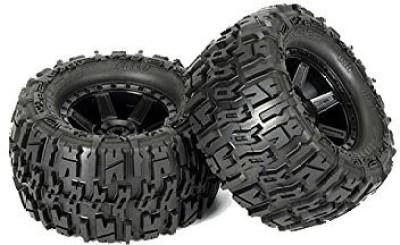 Proline Tires Toy Accessory(Proline, Trencher, Terrain, Electric, Stampede Multicolor)