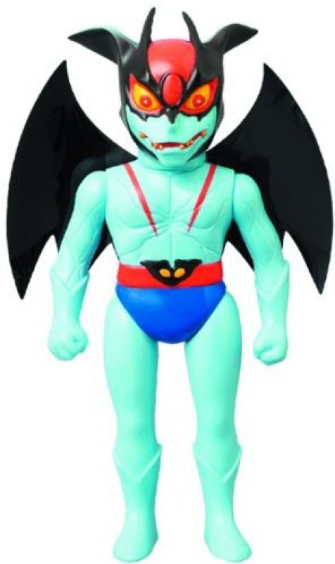 Medicom Statues Toy Accessory(Medicom, Devilman, Figure, Reissue, Version Multicolor)