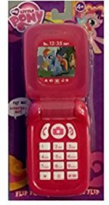 My Little Pony Accessories Toy Accessory(My, Little, Pony, Flip, Phone Multicolor)