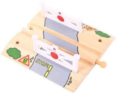 Bigjigs Toys Level Crossing Toy Accessory
