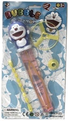 SILTASON SHAKTI DORAEMON Toy Bubble Maker