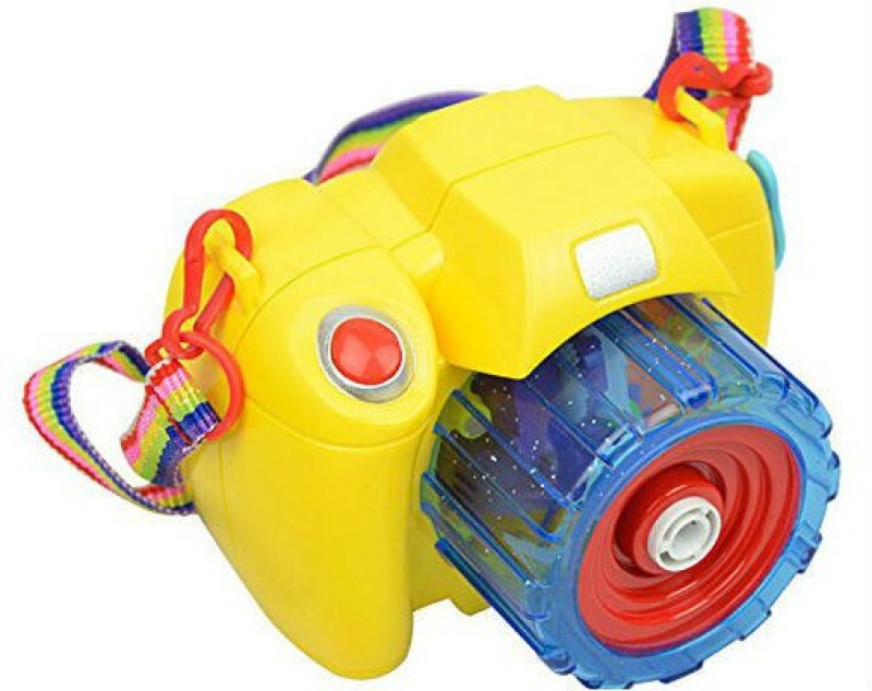 Shrih SH - 01610 Camera Shaped Toy Bubble Maker
