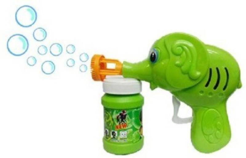 AI lephant bubble gun Toy Bubble Maker