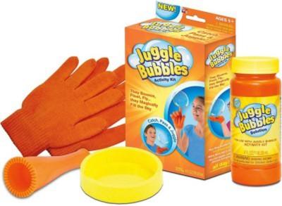 Divinext Juggle Bubbles Toy Bubble Maker
