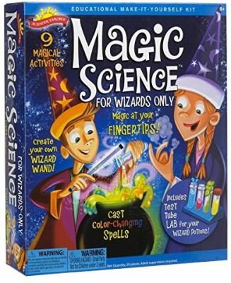 Scientific Explorer 10