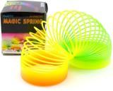 UniqueToys Rainbow Spring Toy Magic Spri...