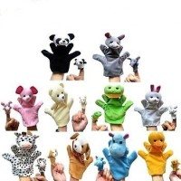 Kuhu Creations Couple Hand Puppets(Pack of 20)
