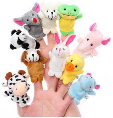 Lotus Finger Puppets(Pack of 1)