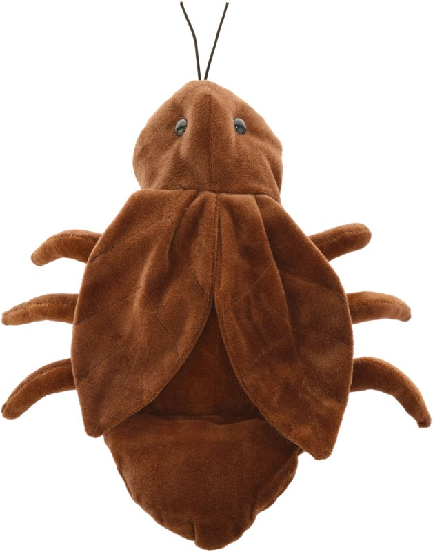 Cuddly Toys Cockroach Educational Hand Puppet Hand Puppets(Pack of 1)