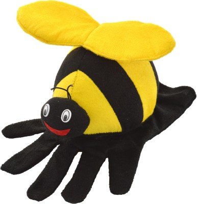 Cuddly Toys Bumble Bee Educational Hand Puppet Hand Puppets
