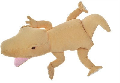 Cuddly Toys Lizard Educational Hand Puppet Hand Puppets(Pack of 1)