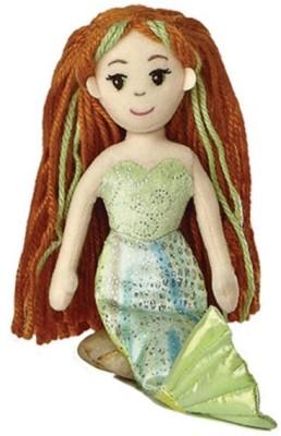 Hamleys Sea Sparkles Mermaid Marina 10 in Hand Puppets