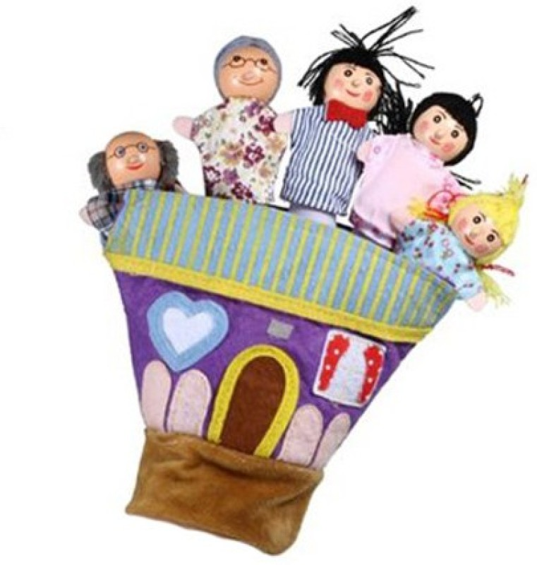 Kuhu Creations Finger Puppets Finger Puppets(Pack of 1)