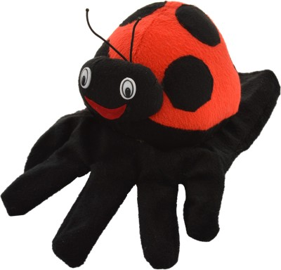 Cuddly Toys Ladybird Educational Hand Puppet Hand Puppets(Pack of 1)