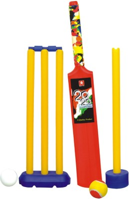 Nippon Senior Set - Plastic Cricket Kit