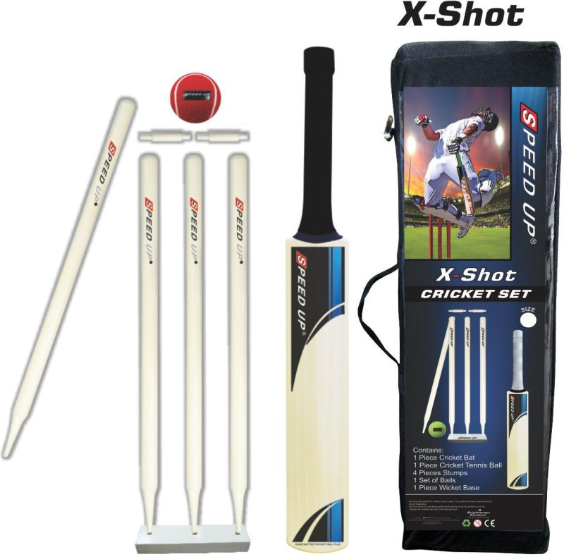 Speed Up X-Shot Size-1 Cricket Kit