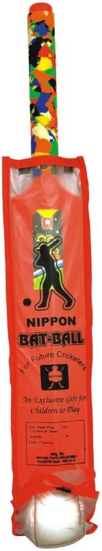 Nippon Senior Bat Ball (Pouch) Cricket