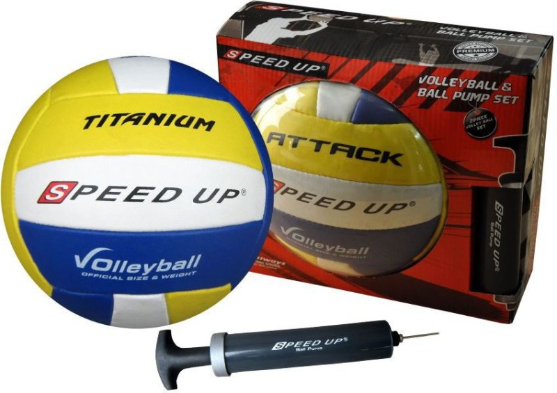 Speed Up 2 Pcs Combo Volleyball Kit