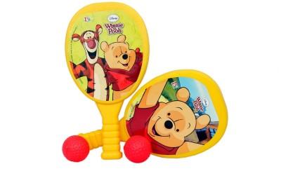 Disney Winnie The Pooh My First Plastic Racket Set Badminton