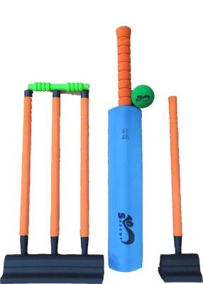 Safsof Set In Bag Boys, Girls Cricket Kit