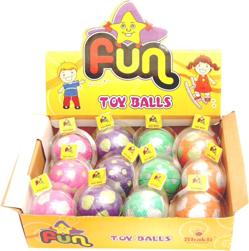 Shakti Fun Ball Crazy Ball